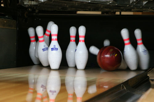 Bowling Fundraiser in Spryfield!