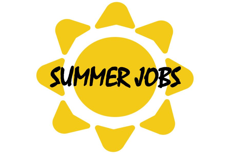 SUMMER 2019 Job Opportunities