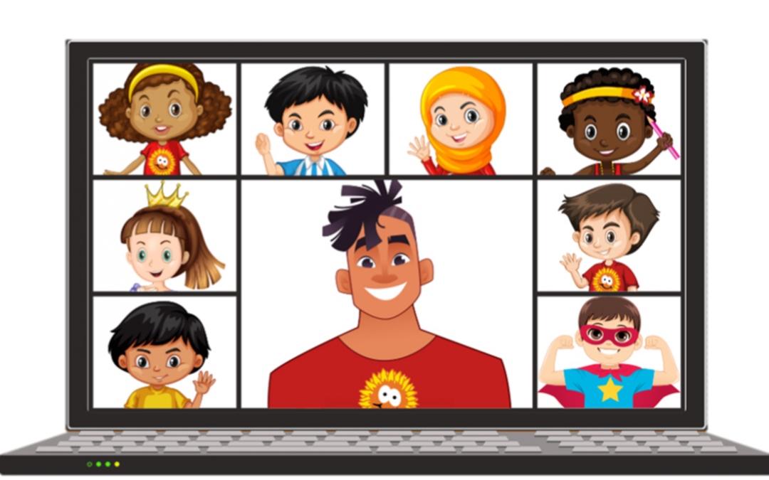 New Virtual After School Program for kids!